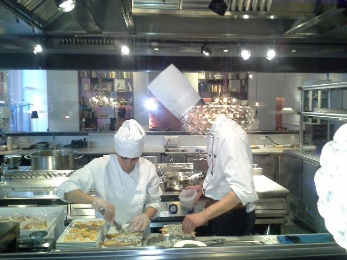 Restaurante Morao Tapas cocina Te Veo en Madrid