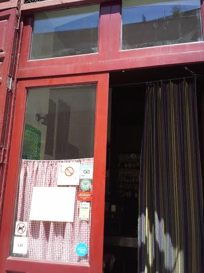 Restaurante tienda de vinos Taberna Madrileña Te Veo en Madrid