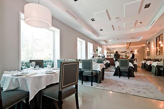 restaurante tweed comedor principla Te Veo en Madrid