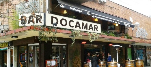 Bar Docamar Madrid