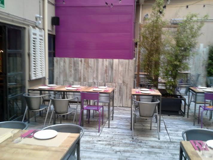 Mis restaurantes con patio terraza favoritos de madrid for Restaurantes con terraza madrid