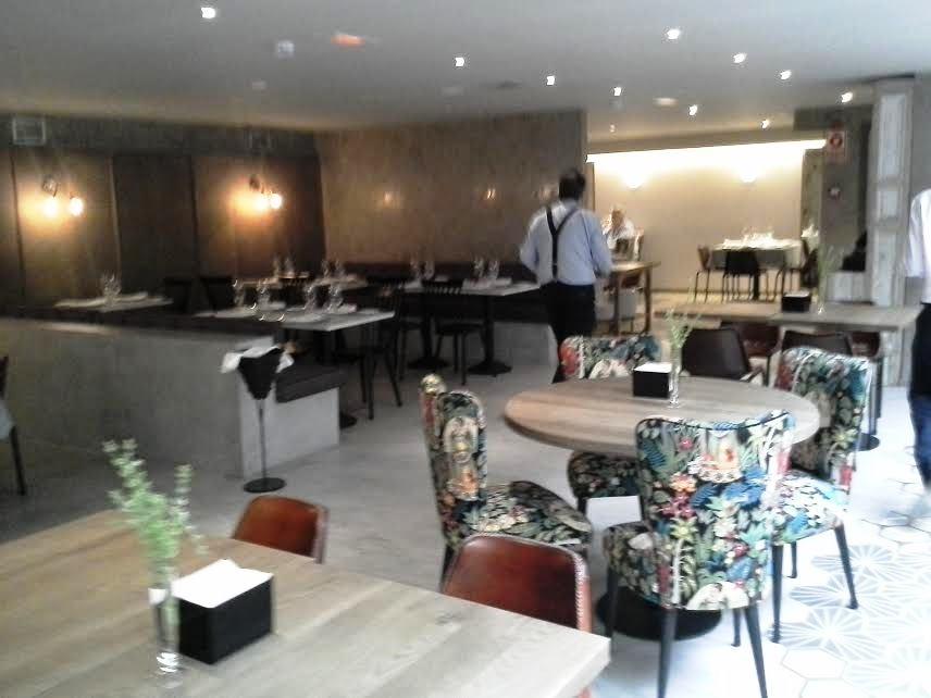 Restaurante cafe colon comedor techoTe Veo en madrid