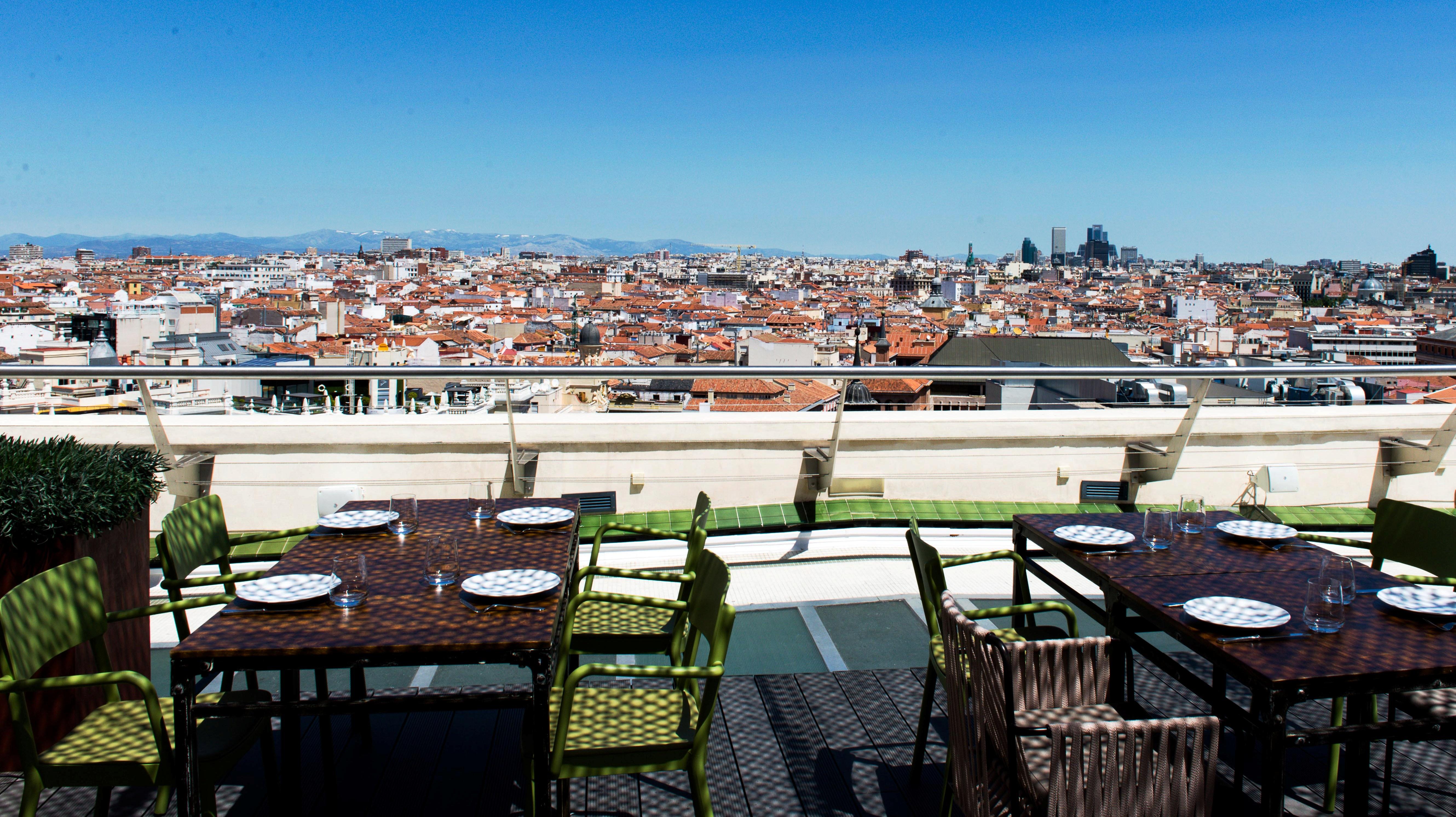 Restaurante Tartan Roof