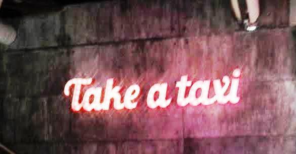 Restaurante Taxi a Manhatan Take a Taxi Te Veo en Madrid