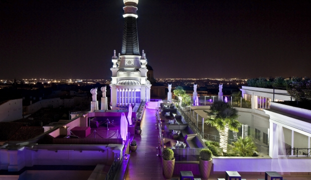The Roof Hotel M Madrid