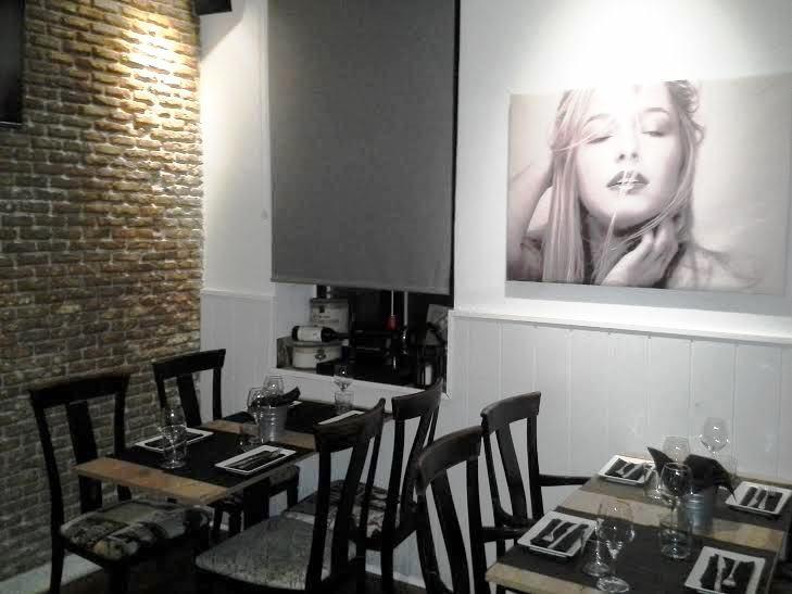 Restaurante Alta Costura comedor Te veo en Madrid