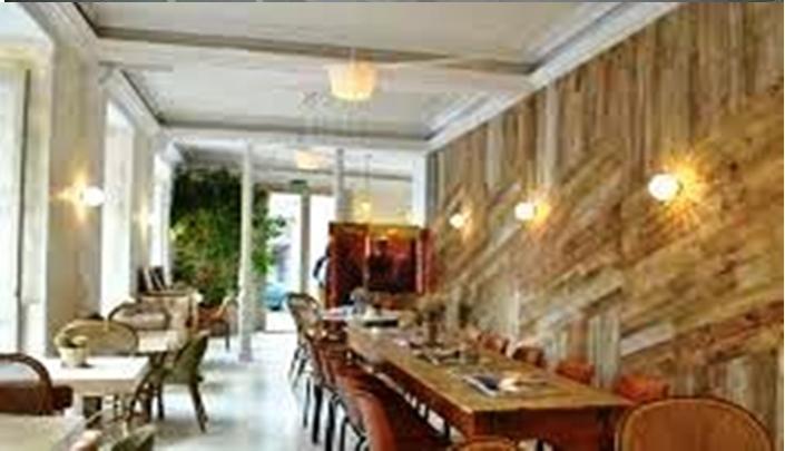 Restaurante Dray Martina panoramica comedor Te Veo en Madrid