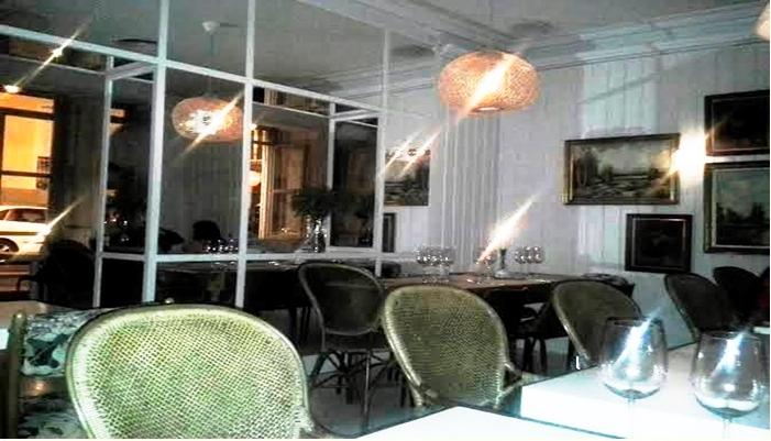 Restaurante Dray Martina rincon comedor Te Veo en Madrid