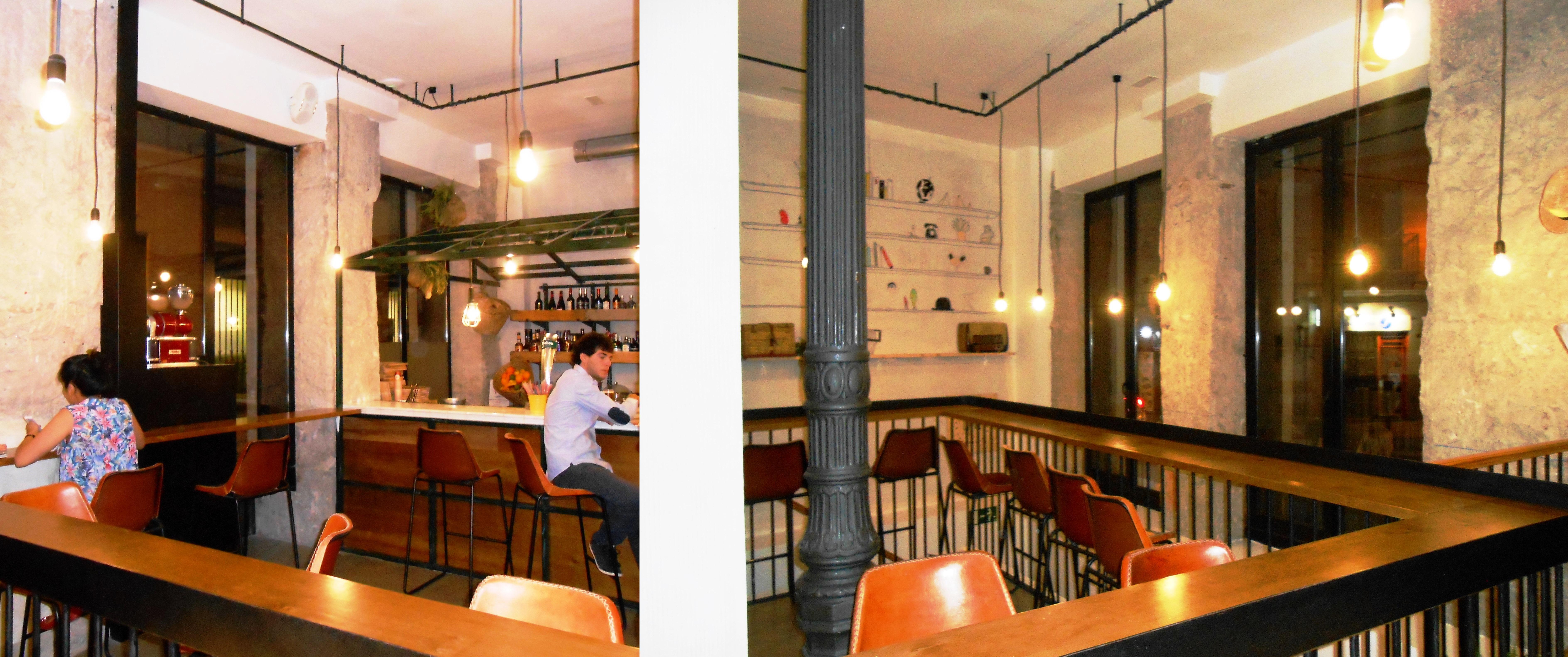 The Hat bar Te Veo en Madrid