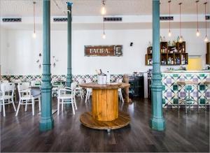 Bacira (web del restaurante)