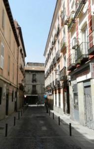 Calle Abades La Casa de la Portera