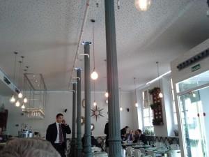 Restaurante Bacira perspectiva