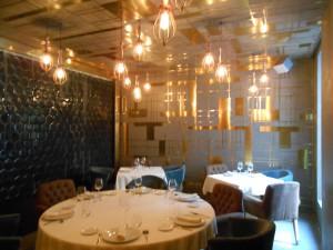 Restaurante Otto comedor Te Veo en Madrid