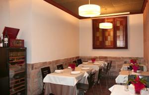 Restaurante Trattoria Manzoni vista conerdor