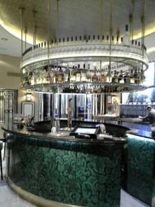 Restaurante Caray barra central Te Veo en Madrid