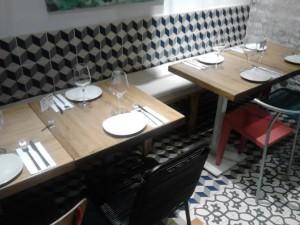 Taberna Pedraza Te Veo en Madrid