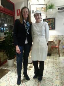 Taberna Pedraza con la chef Te Veo en Madrid