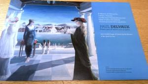 Inauguración Paul Delvaux