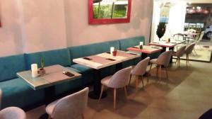 Restaurante Namit Chamberí comedor Te Veo en Madrid rincon comedor