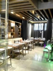 Restaurante Top Ten comedorTe Veo en Madrid