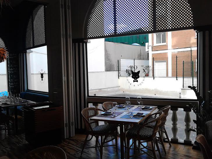 Restaurante fox esquina de el invernadero Te Veo en Madrid
