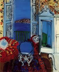 Ventana abierta Raoul Dufy
