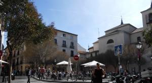 Madrid plaza de san ildefonso Te veo en Madrid