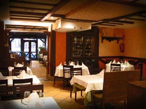 Restaurante copuzapin Te Veo en Madrid