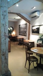 Restauante la-vinoteca-moratin-Te Veo en Madrid comedor comedor