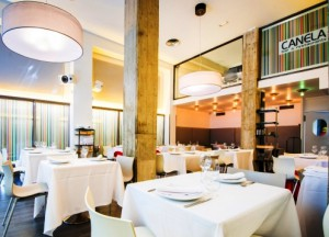 Restaurante Canela Fina Te Veo en Madrid