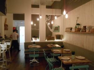 Restaurante Mal de Amores comedor Te Veo en Madrid