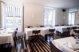 Restaurante Tiradito comedor principal Te Veo en Madrid