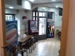 Restaurante Xantar Ben bar en Madrid