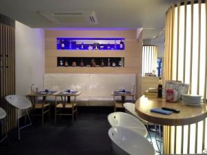 Restaurante Xantar Ben comedor Te Veo 1 en Madrid