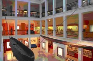 Museo Antropológico Te Veo en Madrid