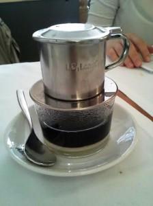 Restaurante Vietnam 24 café Te Veo en Madrid