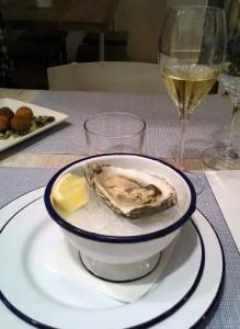 Restaurante chiringuito Sr. martín ostras guillardeu Te Veo en Madrid