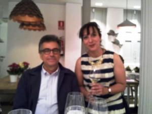 Restaurante chiringuito Sr. martín peopietario Te Veo en Madrid