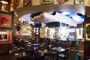 Restaurante hamburguesas Hard Rock Cafe te Veo en madrid