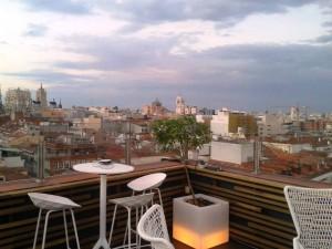 Club Argo terraza Te Veo en Madrid