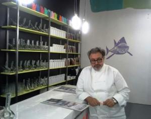 El Porrón canalla Juanjo Lopez Te Veo en Madrid