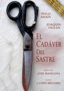 Mocroteatro por Dinero El Cadaver del Sastre Te Veo en Madrid
