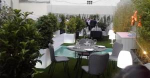 Restaurante Fox imagen de la terraza Te Veo en Madrid