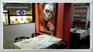 Restaurante La Embajada restaurante cocina mexicana Te Veo en Madrid