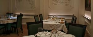 Restaurante la Ancha Zorrilla comedor de atras Te Veo en Madrid