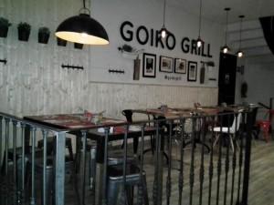 Restaurante Gioko Grill Te Veo en Madrid