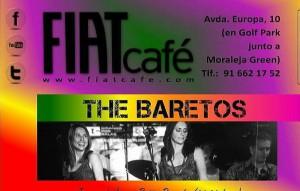 The Baretos Fiat Café La Moraleja Te Veo en Madrid