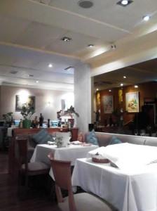 Restaurante La Torcaz cocina de caza comedor Te Veo en Madrid