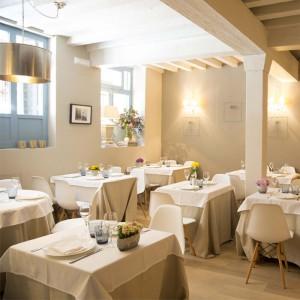 Restaurante Larra 13 comedor principal Te Veo en Madrid