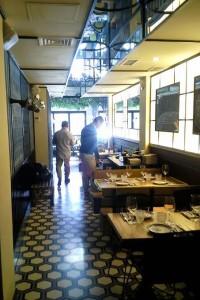 restaurante_teckel_pasillo te_veo_en_madrid